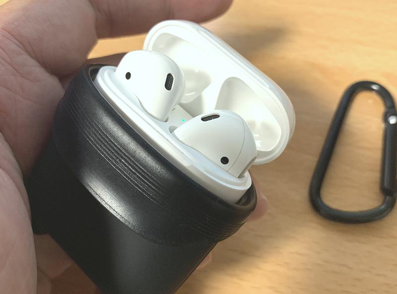 AirPods case 防水 防塵 アップル イヤホン カバー